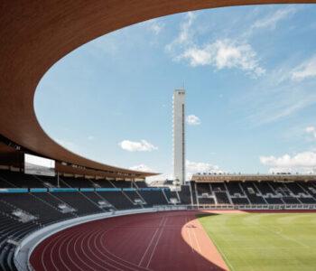 K2S architects / NRT architects 2020, Helsinki Olympic stadium